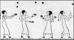 Brief history of juggling